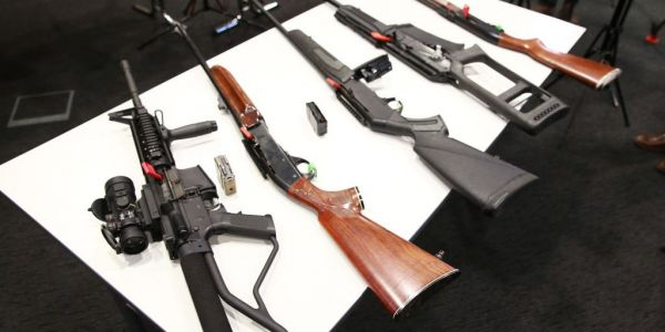 New Zealand has set aside $136 million to buy back guns after the Christchurch shooting