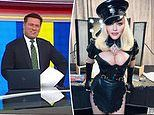 Today host Karl Stefanovic says Madonna has 'completely lost the plot'
