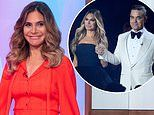 Ayda Field reveals her plans to renew her wedding vows with husband Robbie Williams