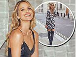 Vogue Williams showcases her incredible figure for her Little Mistress collaboration