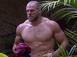 I'm A Celebrity's James Haskell is 'wasting away' after 4,000 calorie intake is reduced to 700