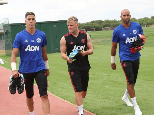 Luke Shaw impresses Jose Mourinho by smashing Manchester United's pre-season fitness tests