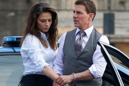 Tom Cruise 'splits from Mission Impossible co-star Hayley Atwell after year of dating'