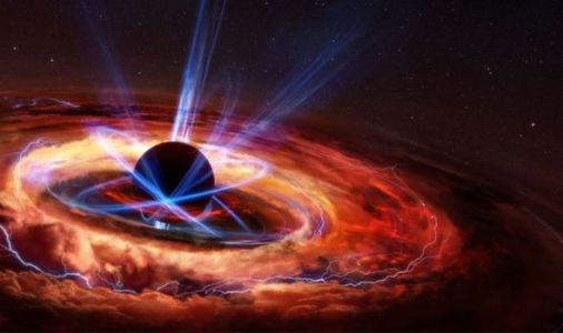 Black hole discovery: Black holes have 'hair' formed under immense gravity