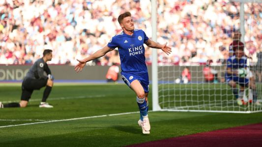 Barnes saves Leicester with injury-time equaliser at West Ham