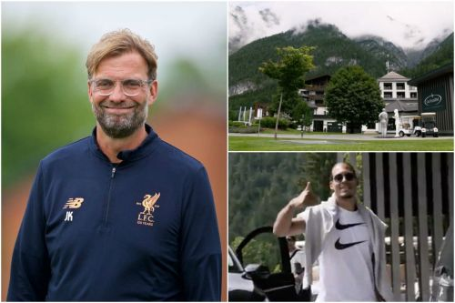Liverpool FC begin pre-season - with Loris Karius among 'new' faces in the squad