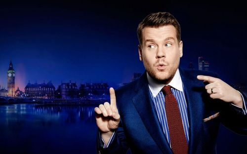 The Late Late Show UK with James Corden, Sky One, review:blending British grit and wit with back-slapping Hollywood gloss