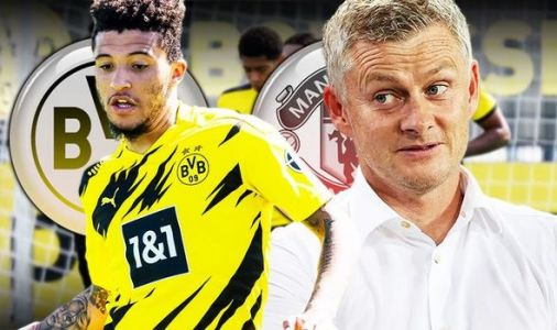 What Jadon Sancho might be forced to do to complete Man Utd transfer this summer