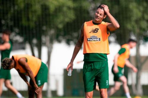 Mikael Lustig admits Celtic fitness fight as he faces Rangers sweat