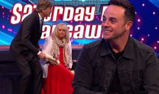 Richard Madeley threatens to walk off as Ant and Dec cut Saturday Night Takeaway cameo