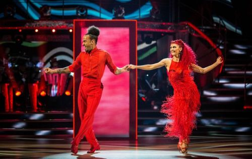James Jordan Hits Out At 'Lying' Strictly Judges Over Dev And Dianne's Shock Exit