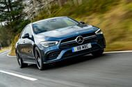 Mercedes-AMG CLA 35 2020 UK review