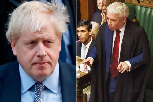 Brexit: Boris Johnson's bid for new deal vote crushed by Speaker John Bercow