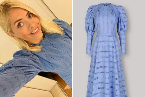 Holly Willoughby wears brand loved by Kate Middleton on This Morning