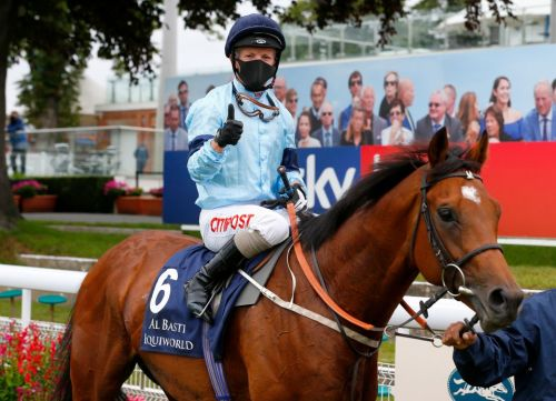Thunderous claims the scalp of Highest Ground in Dante to give Mark Johnston a big-race 59-1 double at York