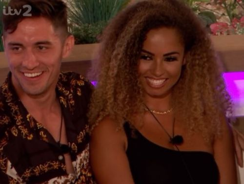 Love Island spoilers: Amber Gill and Greg O'Shea share cheeky snog under the covers as she picks new boy over Michael Griffiths