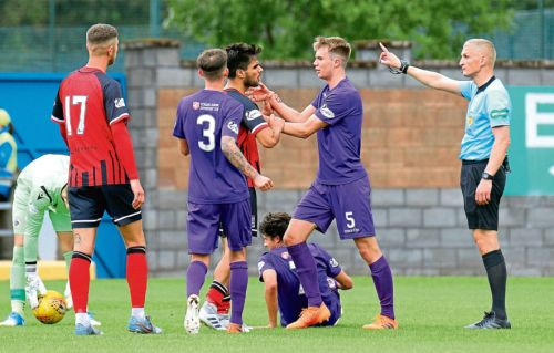 Elgin brought back down to earth with bump after a slow start