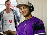 Guy Sebastian convinces Human Nature that he wants to be apart of their ARIA Awards performance