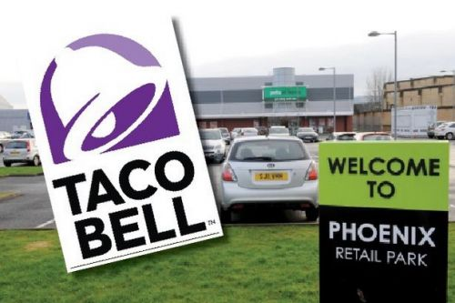 Mexican food chain Taco Bell reveals opening date for Linwood restaurant