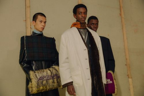 """""""Raf Is an Artist"""": Four Men on Why They Love Wearing Raf Simons"""