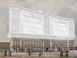 German design firm unveils plans to convert Buckingham Palace
