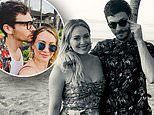 Hilary Duff and Matthew Koma have the 'post vacation blues' after a tropical getaway with the family