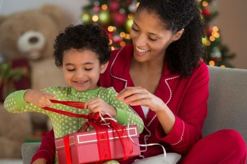 Save money and time using the 'rule of four' when Christmas shopping for kids