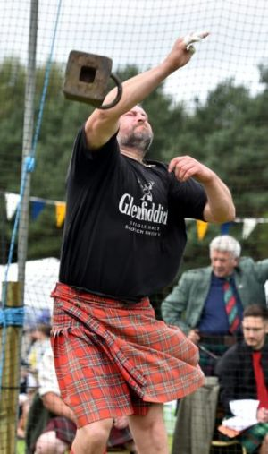 In pictures: Stonehaven Highland Games