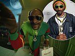 Snoop Dogg has raked in £5.3million from his appearance in the new Just Eat advert