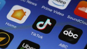 Amazon Tells Employees to Delete TikTok App, Citing 'Security Risks'