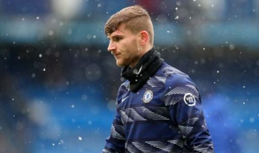 Timo Werner has big problem at Chelsea after Thomas Tuchel's first game vs Wolves