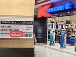 Kmart employee reveals the secret code that tells you when a sold-out item will be back in store
