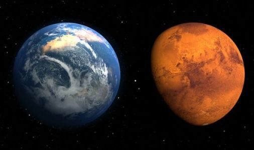 Mars: Scientists crack process by which Red Planet loses water - 'Still occurring today'