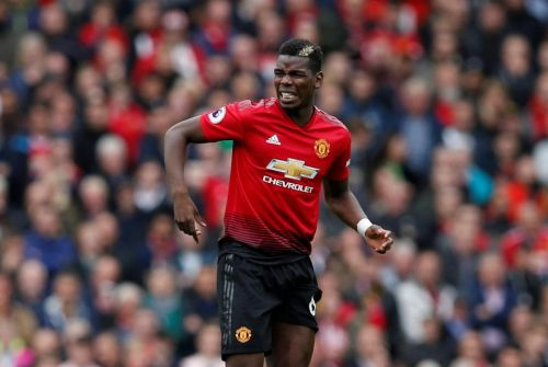 Paul Pogba 'wants Juventus return' after bust-up with Jose Mourinho