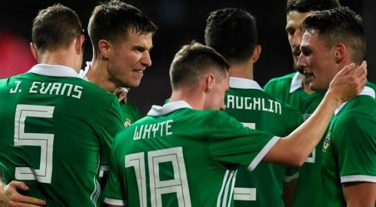 Paddy McNair double helps Northern Ireland edge Czech Republic in thrilling international friendly in Prague