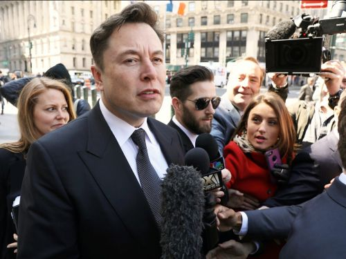 Emma LeGault 4:58 PM eek yes avoid! maybe: An outspoken Tesla critic and short-seller is suing Elon Musk, accusing him of defamation over statements that the Tesla short 'almost killed' Tesla employees or like: An outspoken Tesla critic and