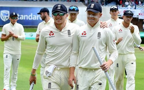 Joe Root told England to let young stars Ollie Pope and Dom Bess lead team off Test field in triumph