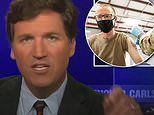 Tucker Carlson rages at military vaccine mandate and says its an attempt to target 'freethinkers'