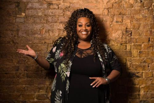 Alison Hammond's Story Of Crashing A Party And Mingling With The Kardashians Is Peak Alison Hammond