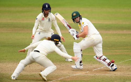 Controlling Australia happy to draw Test with England as they retain Women's Ashes