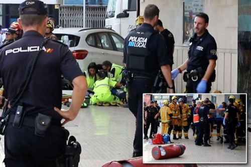 Brit, 30, killed in Majorca after being mowed down by 'out of control' car