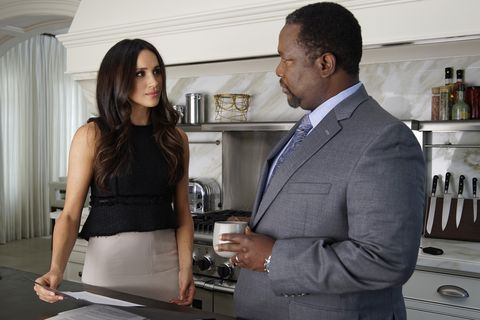 Wendell Pierce brands negative press around Meghan Markle 'the ugly side of human nature'