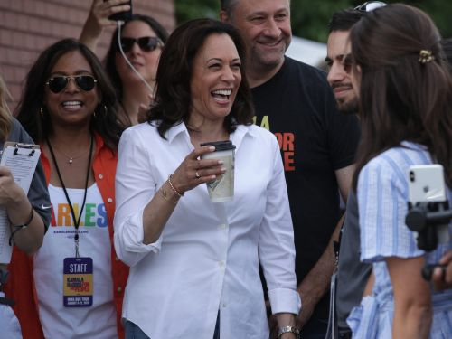 Here are the 13 power players in VP pick Kamala Harris' inner circle. If Joe Biden ousts Trump in November, her longtime allies could land White House jobs or other key roles