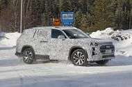 2022 Audi Q9: BMW X7 rival to crown SUV line-up
