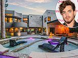 Adam Lambert sells glamourous Hollywood Hills home with spa and city views for $2.92 million