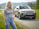 King of the road! Why Mollie King loves her new Range Rover