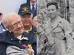 103-year-old WWII veteran awarded eight medals 76 years after saving countless lives on battlefield