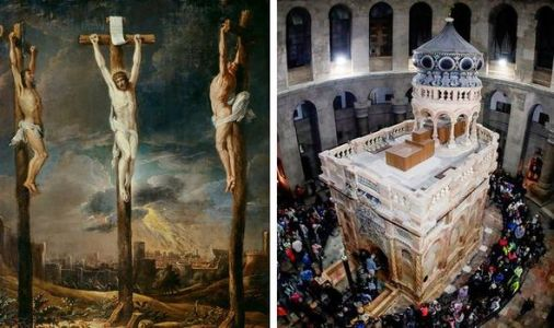 Easter: Where is Golgotha? Expert discusses 'TRUE location' of hill Jesus was crucified on
