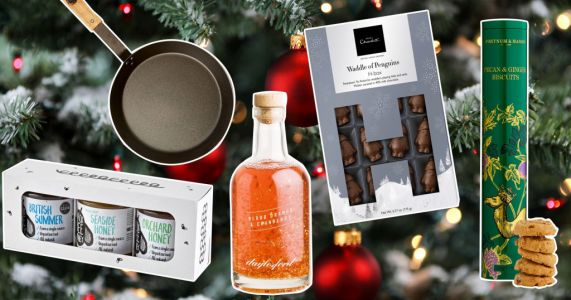 The ultimate Christmas gift guide for food and drink fans