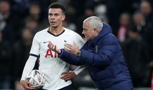 Jose Mourinho makes Dele Alli transfer declaration with hidden warning to Tottenham star